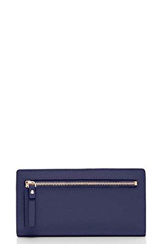 Kate Spade New York Bifold Wallet Indigo Blue by Kate Spade New York (Image #2)