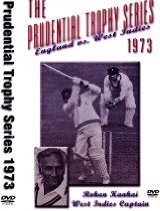 The Prudential Trophy  England Vs West Indies 1973