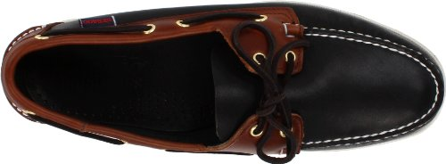Boat Men's Black Sebago brown Spinnaker Shoe xYREwpqCw