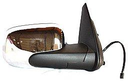 TYC 4720322 - Espejo de repuesto para Honda Civic Driver Side Power (no calentado). 307, lado del pasajeor (RH)