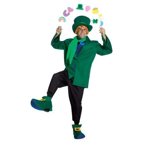 Lucky Charms Adult Costume - One Size]()