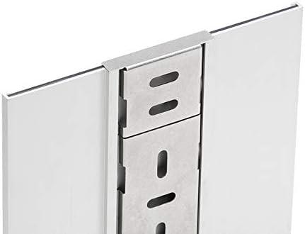 entspiegelte Abdeckung 420 x 300 mm Leitsystem T/ürschild B/üro Wegweiser B/üroschild Aluminium silber OSLO Wandschild DIN A3 hoch