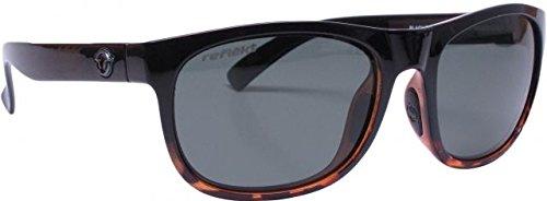 Unsinkable Polarized Unisex Nomad  floating polarized sunglasses, Black Tort - Sunglasses Reflekt Unsinkable