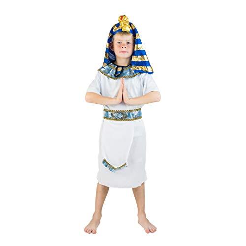 Bodysocks Kids Egyptian Pharaoh Costume (Age 3-5)