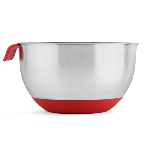 Bl 252 Mwares 18 10 Stainless Steel Mixing Bowls With Handle