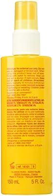 Clarins Sunscreen Care Milk-Lotion Spray Broad Spectrum SPF 50+, 5 Ounce