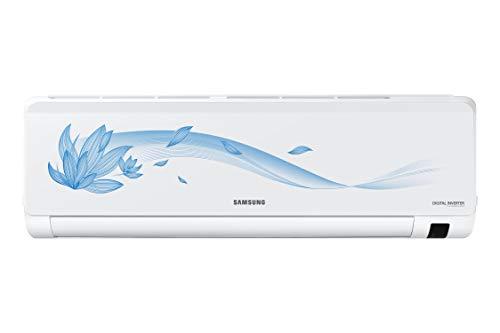 Samsung 1.5 Ton 3 Star Inverter Split AC (Copper AR18TV3HFTZ White Paradise Bloom)