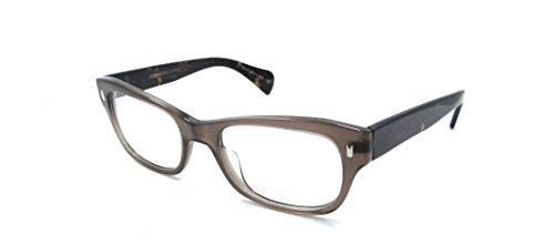 Oliver Peoples Rx Eyeglasses Frames Wacks 5174 1506 49x19 Taupe / Oak - Frames Oliver Peoples