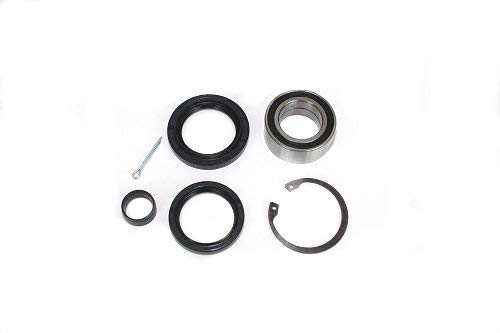 Front Wheel Bearing and Seals Kit for Honda TRX300FW Fourtrax 4x4 1988-2000