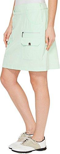 Jamie Sadock Women's Airwear Light Weight 18 in. Skort Mint Julep Skirt by Jamie Sadock (Image #1)