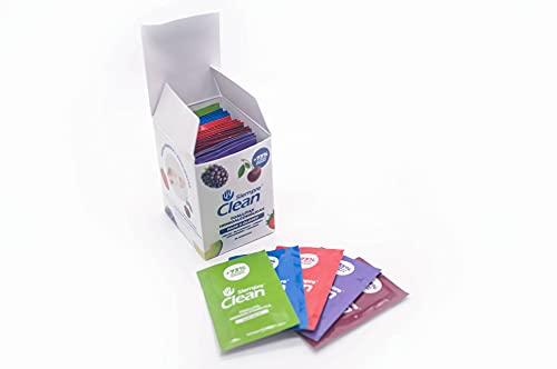 SiempreClean Mix 5 Hodroalcoholische geuren 30 doeken 90 g