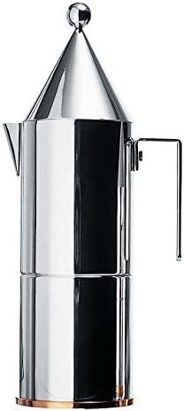 Alessi 90002/6 la Conica – Cafetera de espresso 6 tazas por Alessi ...