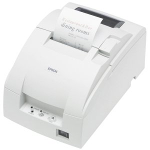 Epson Tm U220 Impact Printer - Epson TM-U220D Dot Matrix Printer - Monochrome - Desktop - Receipt Print - 6 lps Mono - 4 KB - USB - 2.99