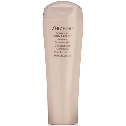 Shiseido Advanced Body Creator Aromatic Sculpting Gel, Anti-Cellulite, 6.7 Ounce