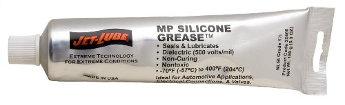 Jet Lube 324605 Silicone Squeeze Translucent product image