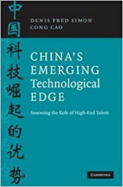 Book China's Emerging Technological Edge: Assessing the Role of High-End Talent