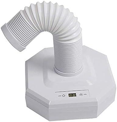 60W Aspirador de Uñas con luz LED Aspiradora Máquina del arte ...