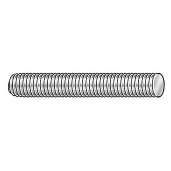 10-32x3 ft Steel Threaded Rod