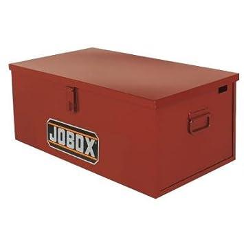 Jobox 650990D - Caja de soldador portátil y con cerradura (76,2 cm, con asas de transporte en cada lado): Amazon.es: Coche y moto