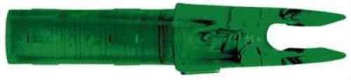 Gold Tip .246-Inch GT Series Nocks (100 Count), Flo Green