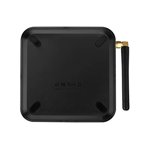 Greatlizard TX6 Android 9 0 Smart TV Box 4GB RAM 64GB ROM Quad Core 4K HD  Resolution Dual WiFi 2 4G/5G Bluetooth 5 0 USB 3 0 Set Top TV Box