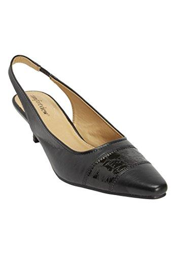 Comfortview Femmes Large Sybil Sling Noir