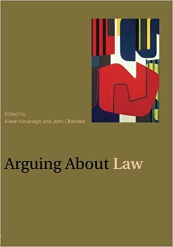 Book Arguing About Law (Arguing About Philosophy) (2008-12-18)