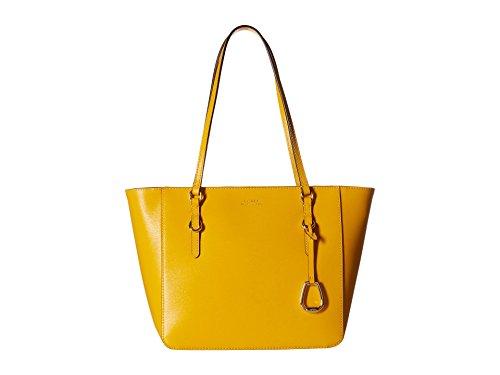 Ralph Lauren Bennington Shopper Med Sunflower Yellow (Ralph Shopper)
