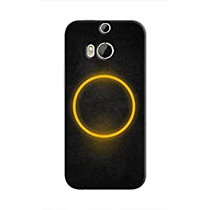 Cover It Up - Yellow Ring One M9 Plus Hard case