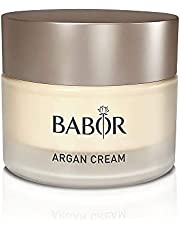 Babor Classic Argancrème, rijke 24 uur intensieve verzorging met arganolie, voor intensieve lipid- en vochtvoorziening, veganistisch, 50 ml