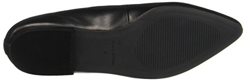 cheap fast delivery Marc O'Polo Women's Ballerina 70714003001110 Closed Toe Ballet Flats Schwarz (Black) fashion Style online affordable cheap price cheap price from china zVIhOQXFq