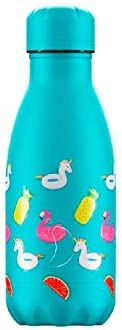 Chillys Botella INOX Pool Party Azul 260 ml termicas