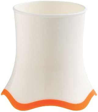 Mastrad 3485990532095 BABY-Tasse wei/ß//orange