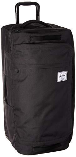 Herschel Wheelie Outfitter 90l, Black