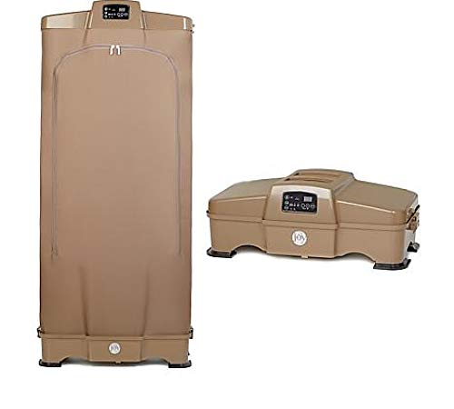 JOY CloseDrier Portable Garment Drying Unit with Forever Fragrant, STONE TAUPE