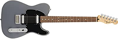 Fender Standard Telecaster Electric Guitar - HH - Pau Ferro Fingerboard by Fender Musical Instruments Corp.