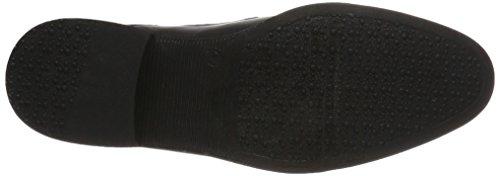 Derby 5606 Schwarz de Cordones Zapatos Negro Hombre Wyndham para wI8AdqUIx