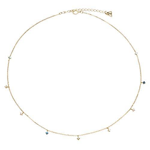 Colgante P D PAOLA CO01-095-U NAVI mujer plata piedras