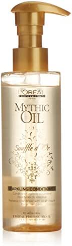 L'Oreal Professional Mythic Oil, Souffle D'or Sparkling Conditioner, 6.42 Ounce