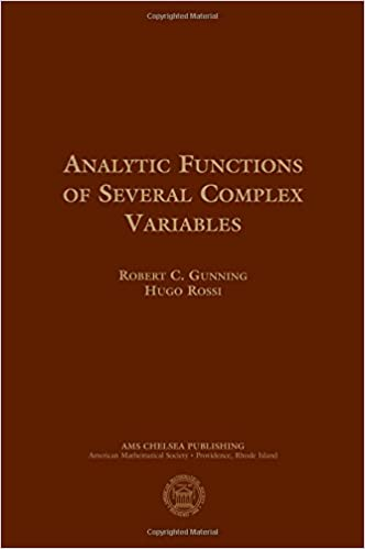 Analytic Functions of Several Complex Variables (AMS Chelsea