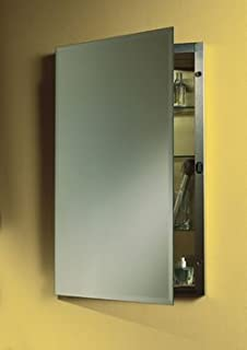 Amazon.com: Jensen 1447 Galena Frameless Medicine Cabinet with ...