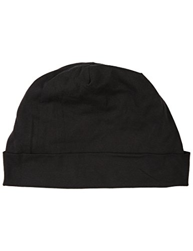 Beanie clásica Negro Forma Lower Punto East Gorro para Hombre algodón Schwarz de 1wBZq6an