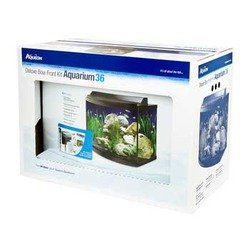 Aqueon AQE100001848 16-Bow Front Deluxe Kit for Aquarium by Aqueon