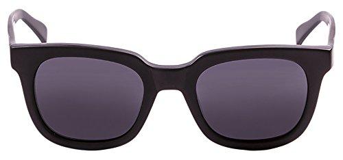 Paloalto Sunglasses P61000.8 Lunette de Soleil Mixte Adulte, Noir