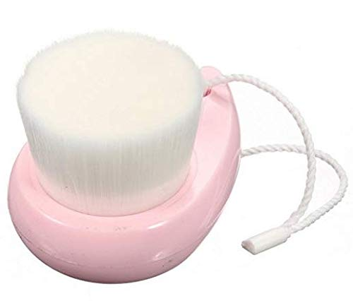 DierCosy Hanging Manual Cleansing Brush Pore Cleaner Facial Cleanser Facial Deep Pore Soft Exfoliating Mask Brush Facial Skin Care Tool BeautyMisc