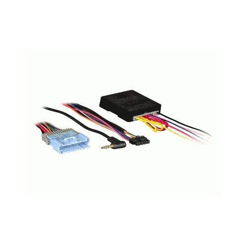 AXXESS XSVI-2103-NAV - NAV Interfaces - 04-08 GM LAN W/ RAP ACCESSORY & NAV OUT
