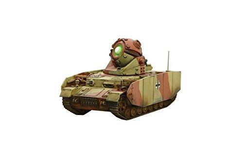 Konflikt '47: German PZ IV-X Panzer Iv Turret