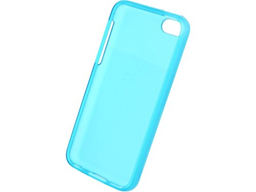 Mobilize Gelly Case Apple iPhone 5C Transparent Turquoise