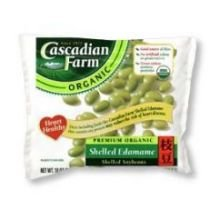 Make Easy Quinoa and Shrimp Salad with Cascadian Farm Organic Shelled Edamame, 10 Ounce -- 12 per case.