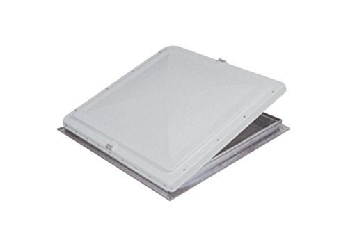 Opaque White 26 x 26 Vent Lid Hengs 90014-C1